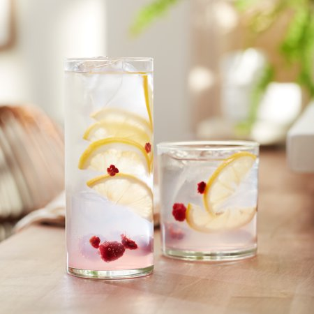 Libbey Miles 16-Piece Tumbler and Rocks Glass Set ()