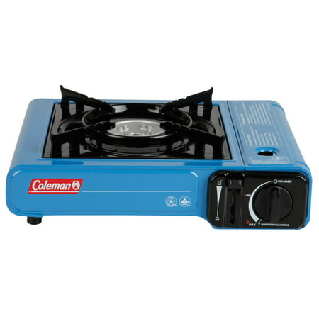 Fuel Stove - Coleman 1-Burner Tabletop Butane Camp Stove