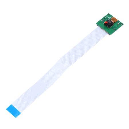 WALFRONT Camera Module Board REV 1.3 5MP Webcam Video 1080p 720p Fast For Raspberry Pi , Camera Module, Camera Module For Raspberry Pi - image 1 of 8