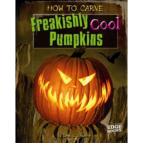 How to Carve Freakishly Cool Pumpkins