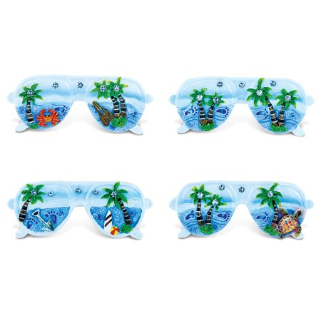 Blue Sand Magnets Sunglass