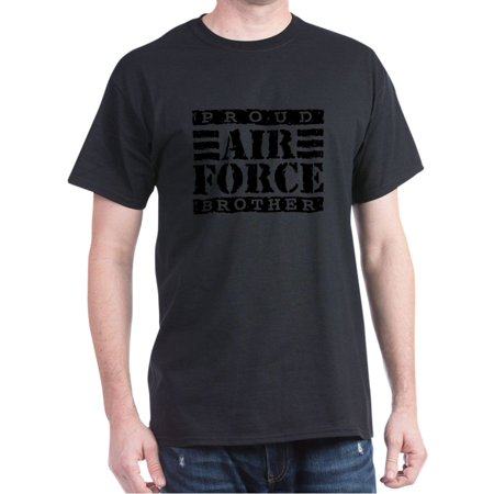 CafePress - Proud Air Force Brother - 100% Cotton T-Shirt ()