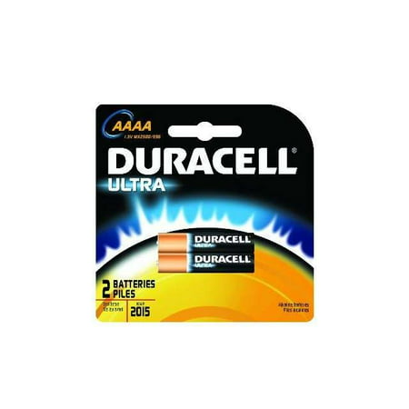 Duracell(R) Ultra Alkaline AAAA Batteries, Pack 0f 2 Duracell Mobile Battery Charger
