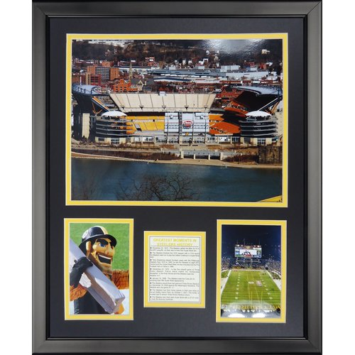 Legends Never Die NFL Pittsburgh Steelers - Heinz Field Framed Memorabili