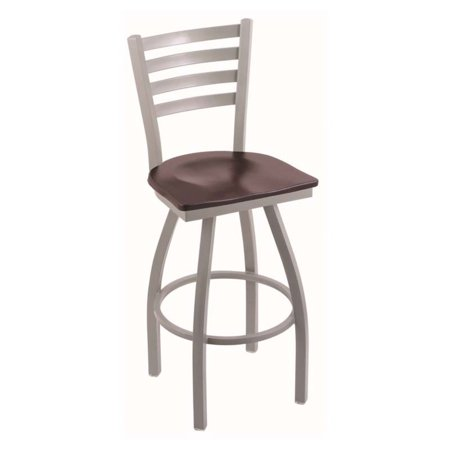Holland Bar Stool Jackie 25 in. Swivel Counter Stool with Wood Seat