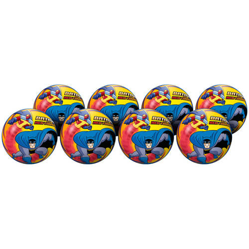 Hedstrom #4 Batman Playball Deflate Party Pack