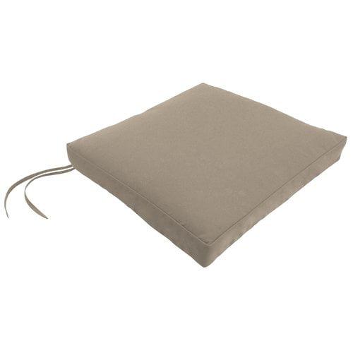 Wayfair Custom Outdoor Cushions Outdoor Square Dining Chair Cushion
