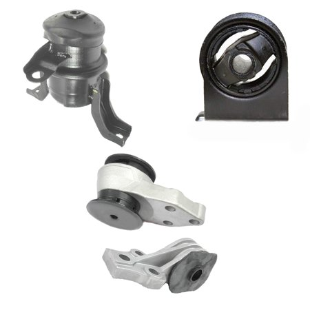For 05-06 MAZDA TRIBUTE 3.0L 5446 5481 5412 5293 SET 4PCS ENGINE MOTOR AND TRANSMISSION MOUNT 05 06 ()