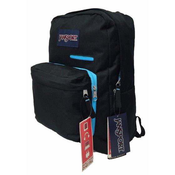 effecdc2c8b2 Digibreak Backpack - Black School Bag Adjustable School books authentic