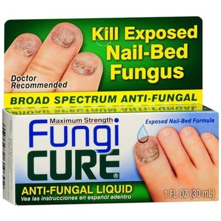 FungiCure Anti-Fungal Liquid Treatment 1 fl oz (30 ml)(Pack of