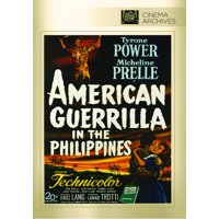 An American Guerrilla In The Philippines (DVD)