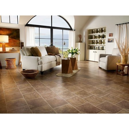 Armstrong  Slate Laminate 23 5 Square Foot Flooring Pack