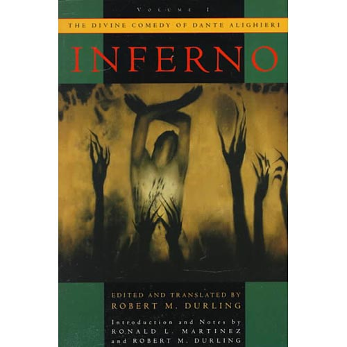The Divine Comedy of Dante Alighieri: Inferno