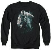 Dark Knight Rises Bane Rain Mens Crewneck Sweatshirt