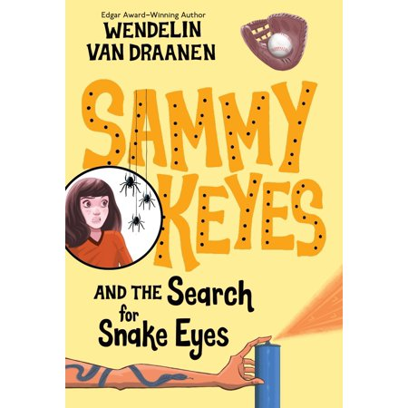 Sammy Keyes and the Search for Snake Eyes - Heroes Snake Eyes