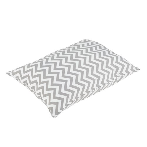 Latitude Run Altieri Piped Edge Indoor Outdoor Floor Pillow by