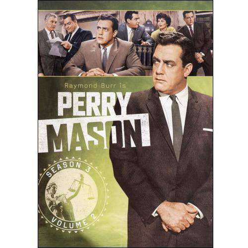 Perry Mason: Season 3, Vol. 2 (Full Frame)