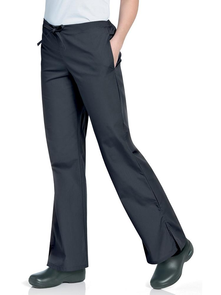 ScrubZone by Landau Women's Flare Leg Scrub Pant, Style 83222