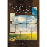 Voice New Testament-VC: Step Into the Story of Scripture (Paperback)