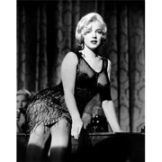 Everett Collection EVCMBDSOLIEC101H Some Like It Hot Marilyn Monroe 1959 Photo Print, 8 x 10