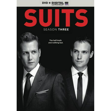 Suits: Season Three (DVD) ()