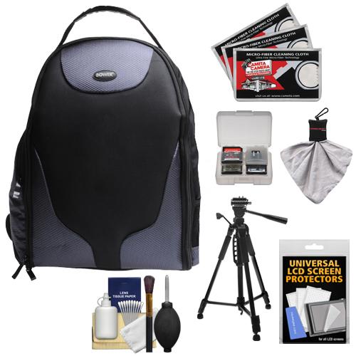 Bower SCB1350 Photo Pack Backpack Digital SLR Camera Case...