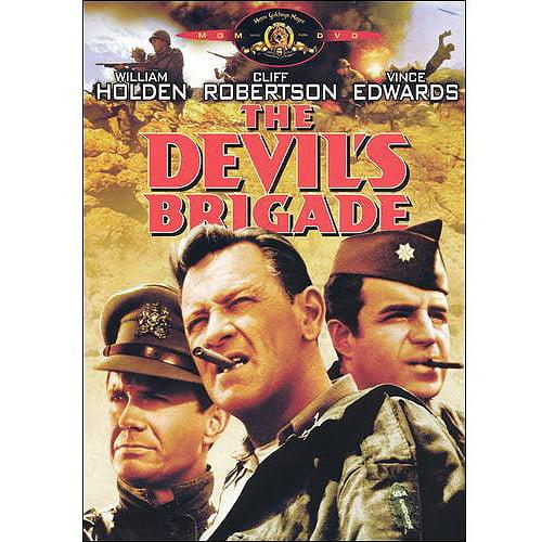 Devil's Brigade (Widescreen)