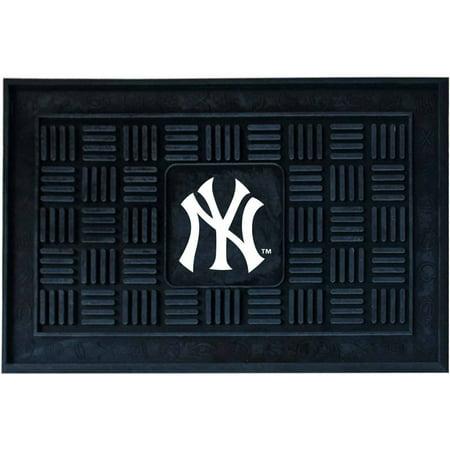 MLB New York Yankees Medallion Door Mat
