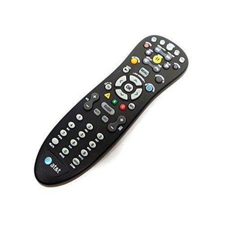 AT&T U-Verse Replacement Remote Control Model # S10-S3 Kinetic Model (Att Uverse Tv)