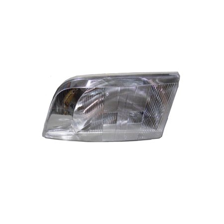 Volvo Headlight - Replacement Driver Side Headlight For Volvo 03-11 VNM 00-11 VNL 8082040