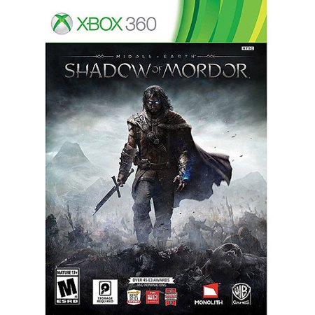 Middle Earth: Shadow of Mordor Walmart Exclusive (Xbox (Shadow Of Mordor Lord Of The Hunt)