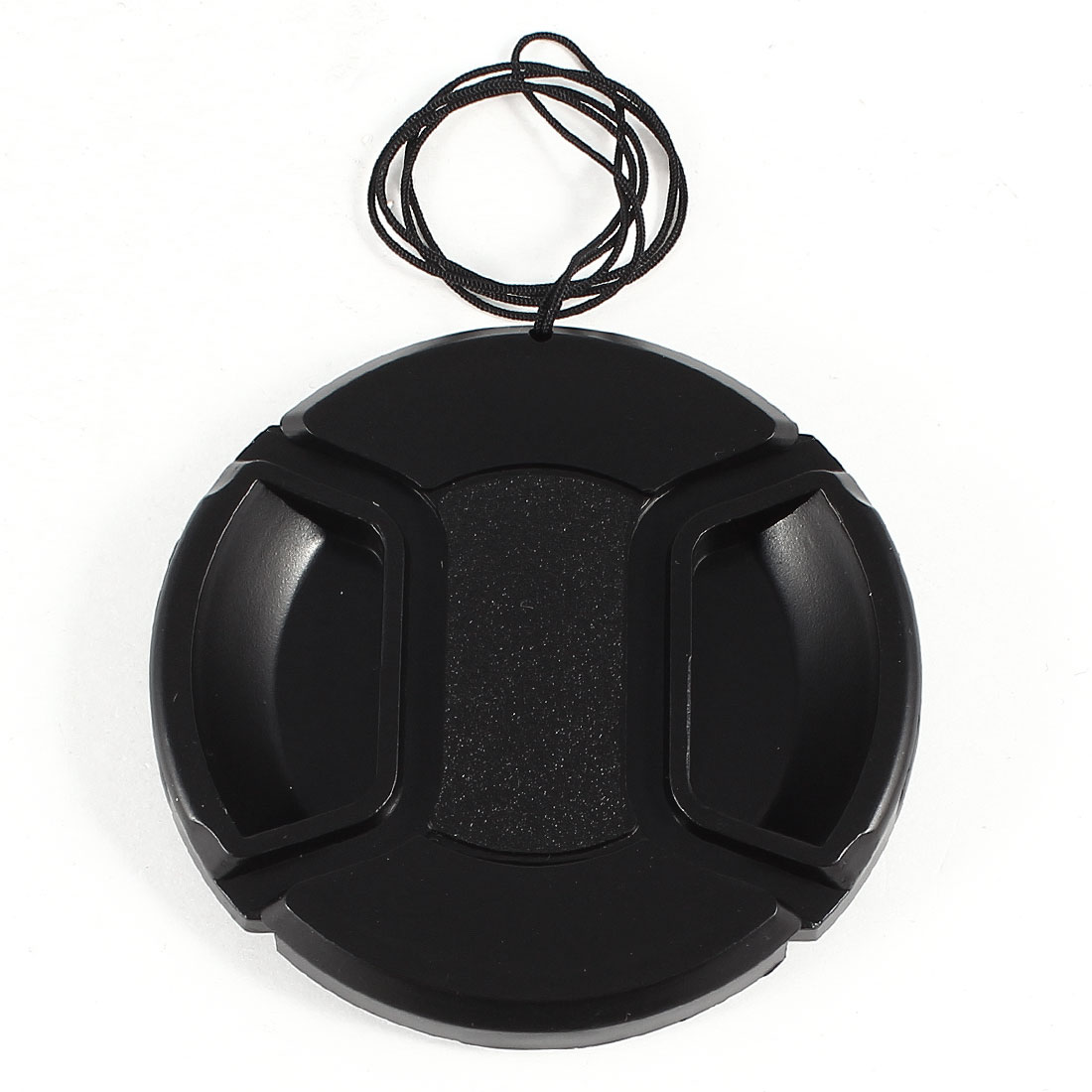 Unique Bargains DSLR Camera Front Lens Cap Cover Protector 62mm for Video Camcorders