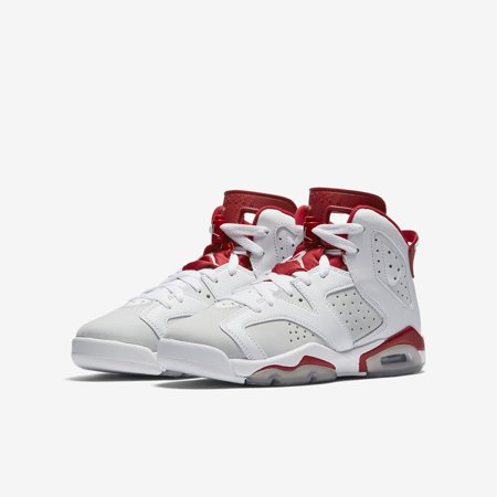 Nike - AIR JORDAN 6 RETRO BG Boys sneakers 384665-113 - Walmart.com 0b6b84d6603