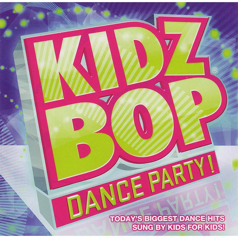 Kidz Bop Dance Party - Walmart.com