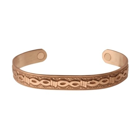 Jewelry Mens Womens Bracelet Barb Magnetic Copper 546