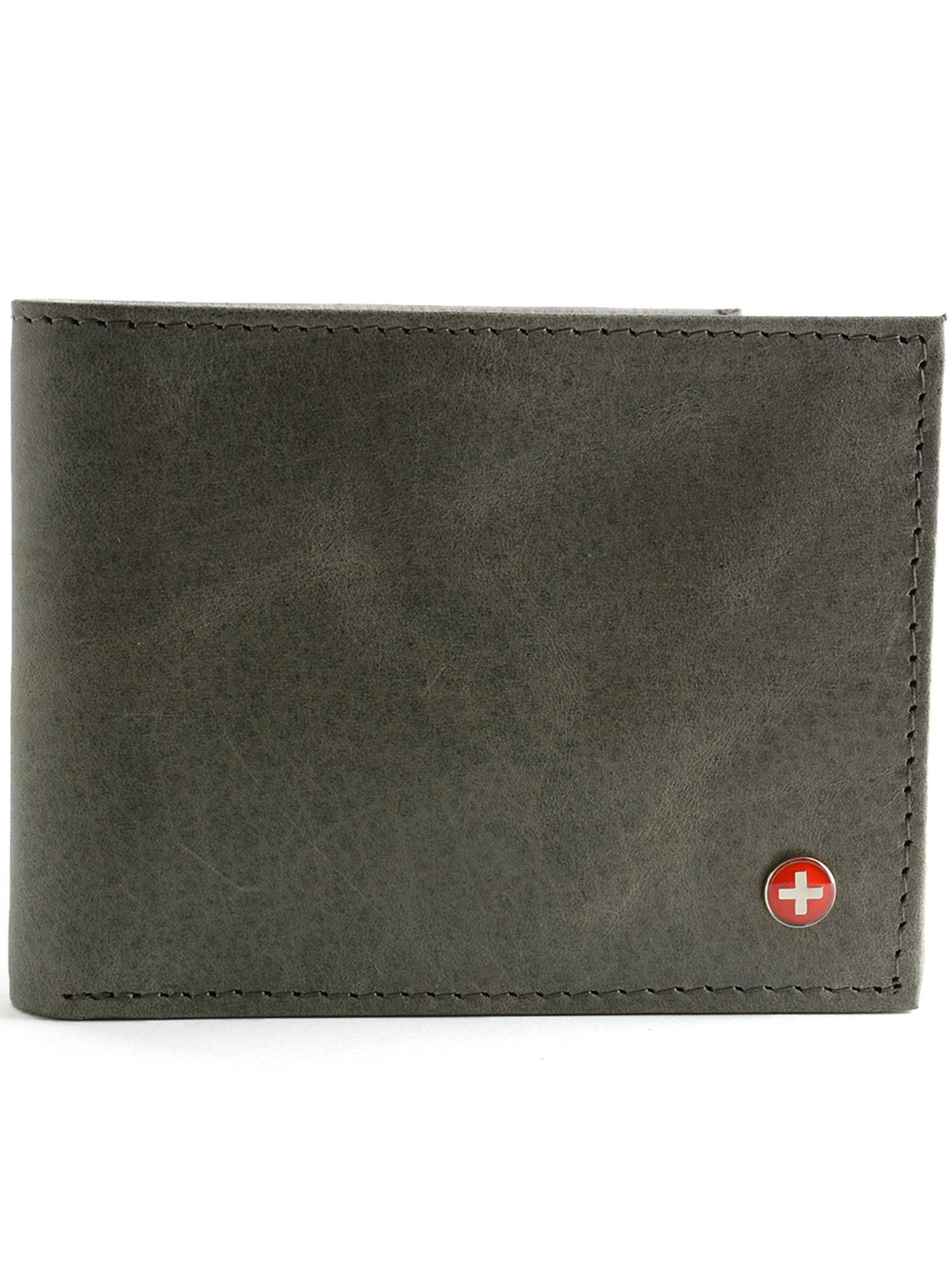 RFID Blocking Mens Bifold Wallet Keep Identity /& Credit Cards Safe