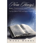 Nora Henry'S Bible Thoughts and Poems - eBook