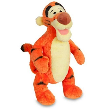 Disneys Winnie the Pooh and Friends Mini Bean Bag Tigger Plush Toy -- 7 H - My Friends Tigger And Pooh Piglet