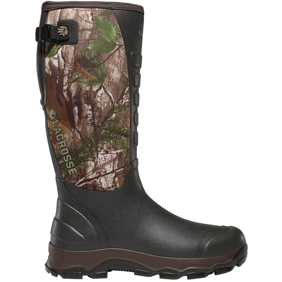 LaCrosse 4X Alpha Boot, 3.5mm, Realtree Xtra Green by LACROSSE