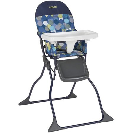 Cosco Simple Fold High Chair, Comet (Cosco Flat Fold High Chair Fruity Jungle)
