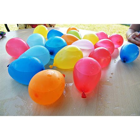 150 Water Balloons Bombs Kids Summer Outdoor Toys Kids Party Loot Bag Fillers UK](Balloon Bombs)