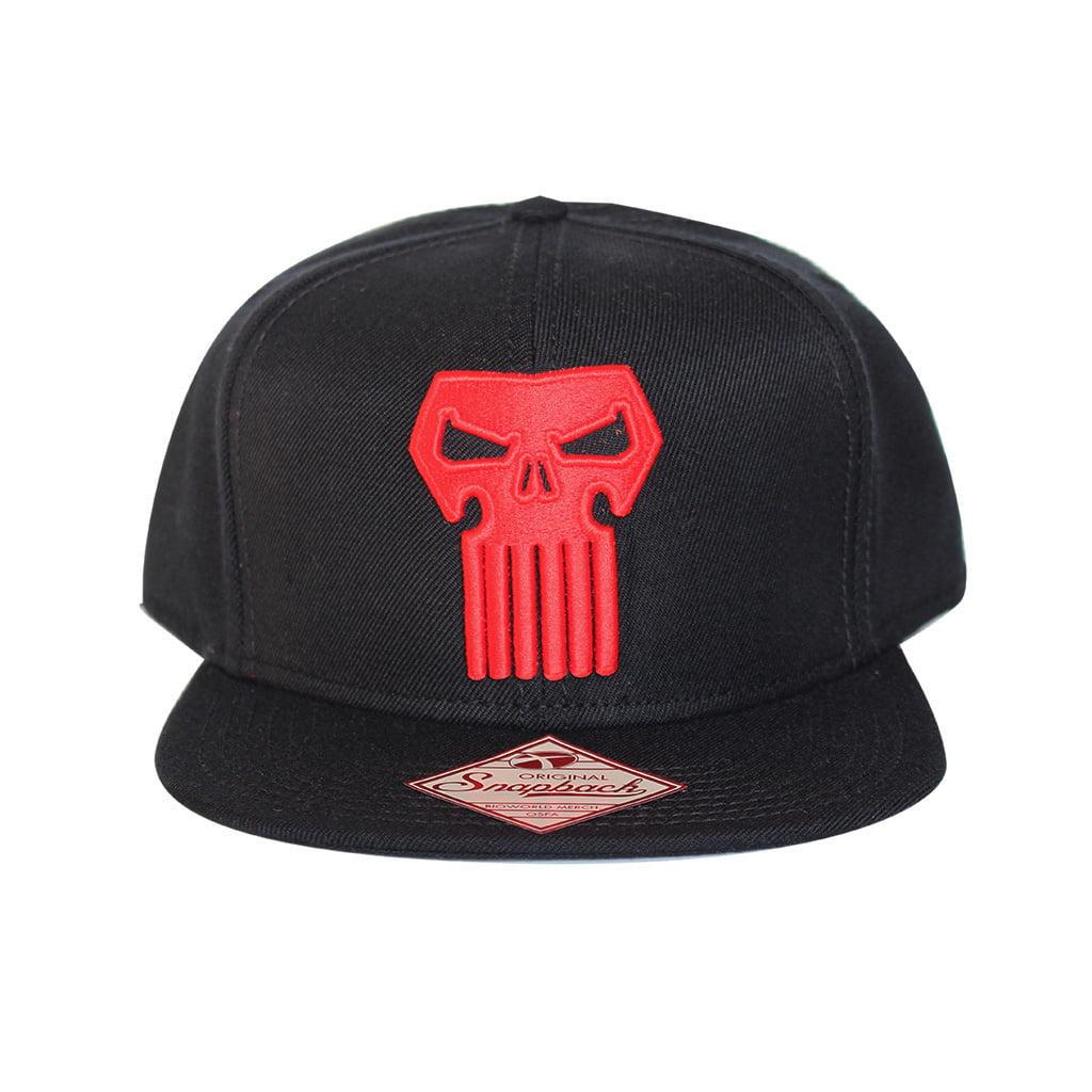 Bioworld Licensed Punisher - Thunderbolts Logo Core Line Snapback Hat - image 5 de 5