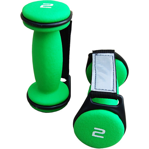 Gold's Gym 4-lb. Pair Walking Dumbbells