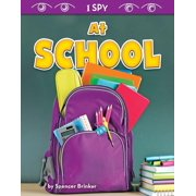 I Spy: At School (Hardcover)