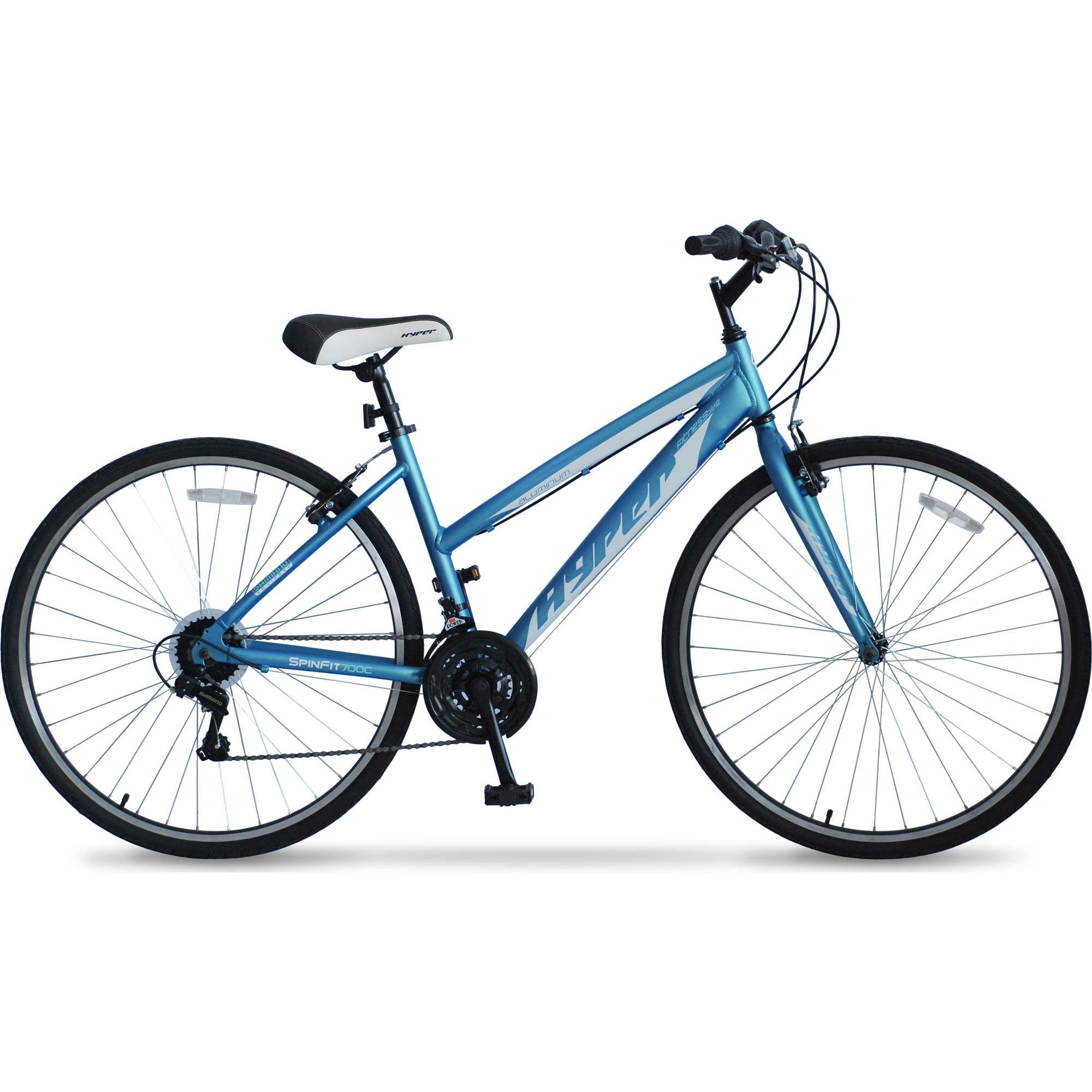 700c Hyper SpinFit Women's Fitness Bike by