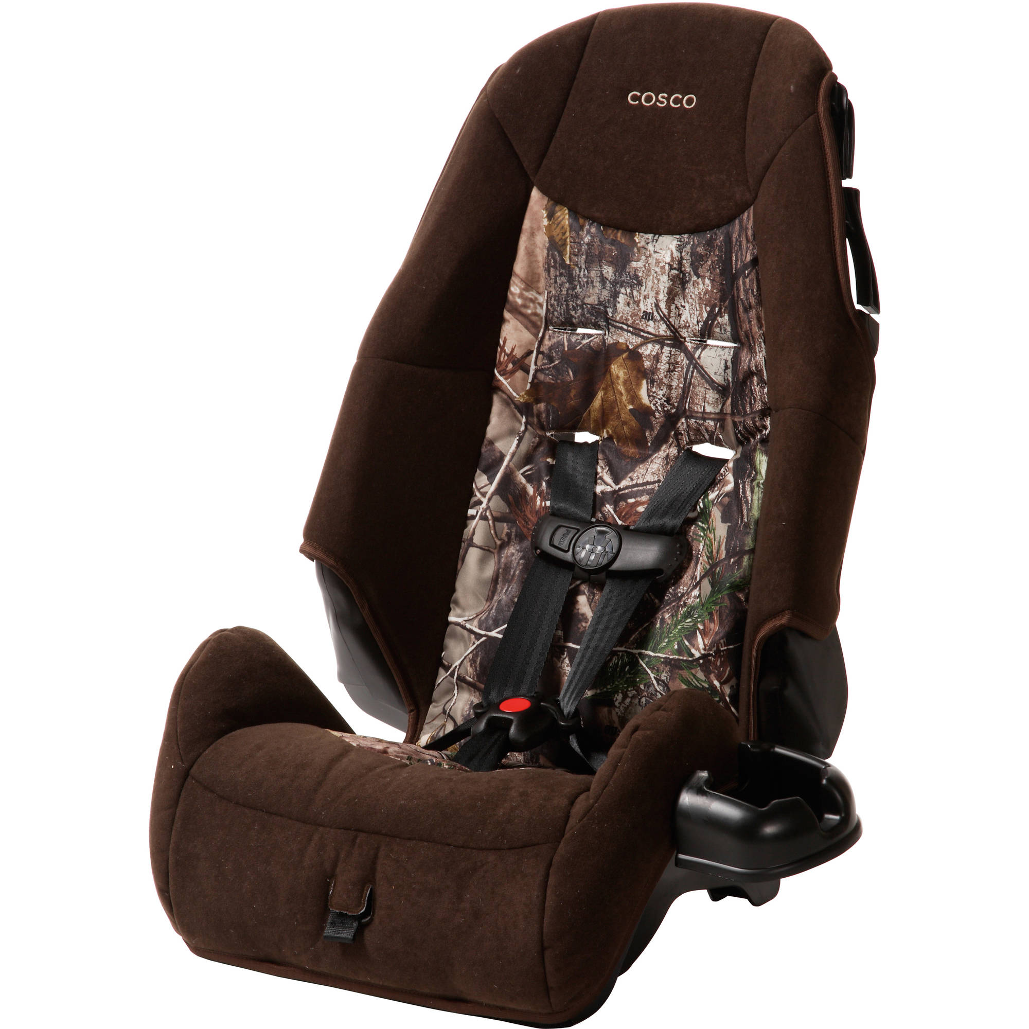 Cosco High-Back Booster Car Seat, Realtree