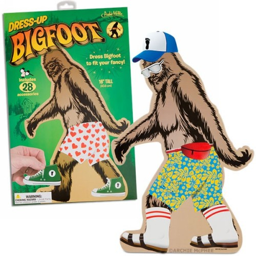 Accoutrements Dress-up Bigfoot