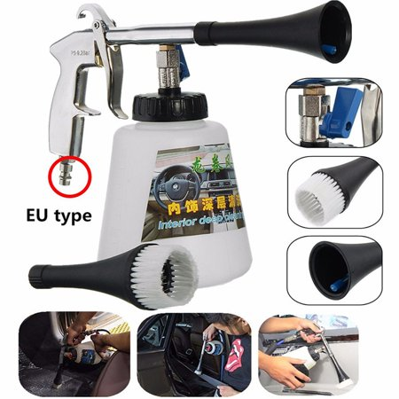 Air Pulse High Pressure Car Cleaning Gun Washing Brush Surface Interior - Interior Exterior Brushes