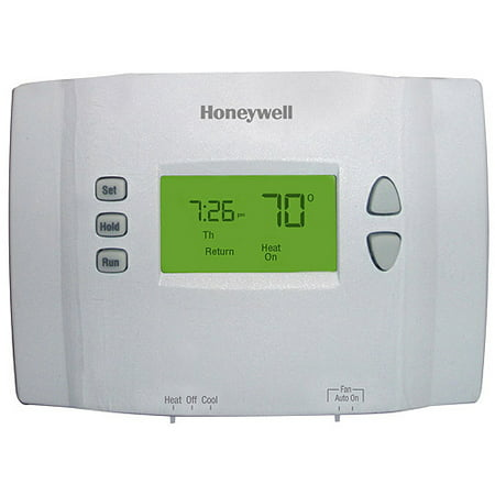 Honeywell 5 2 day programmable thermostat for Th 450 termostato