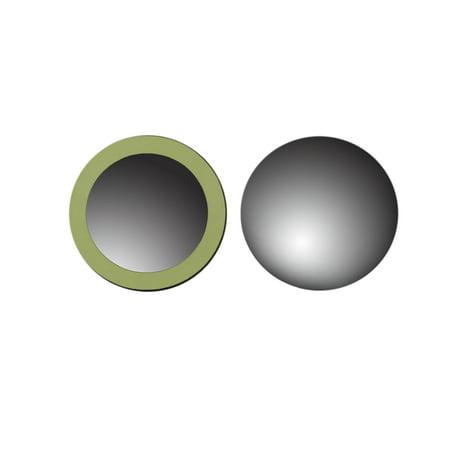 C040 - Fit System Frameless Round Spot Mirror, 2